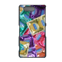 Condom Sony Z3 Compact, Z3 mini case Customized premium plastic phone ca... - $11.87