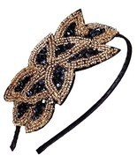 Flapper Headband Inspired Hairband Accessory - $14.97
