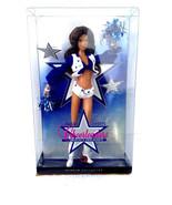 Dallas Cowboys Cheerleaders Brunette Barbie 2007, MIB - $98.95