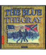 THE BLUE AND THE GRAY Edward Grabowski CD Software Game - $9.95