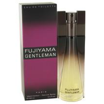 Fujiyama Gentleman by Succes de Paris Eau De Toilette Spray 3.4 oz for Men #4653 - $23.91