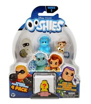 Ooshies 4 Pack Disney Pixar - Violet, Trixie, Woody - 76466 - NEW - $10.91