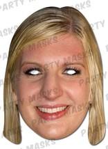 Rebecca Adlington Imprimé Visage Carte Masque, Déguisement Olympique Nageur - $6.54 CAD