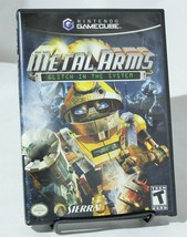Metal Arms Glitch In The System Nintendo Gamecube Complete CIB - $19.34