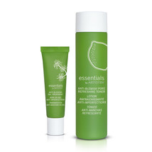 2 pcs For Amway  A set of acne products essentials Artistry cleaning skin care - $45.99