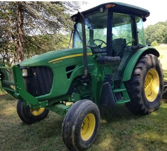 JOHN DEERE 5095M For Sale In Jackson, Michigan 49201