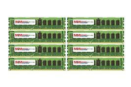64GB (16x4GB) DDR3-1600MHz PC3-12800 ECC RDIMM 1Rx4 1.35V Registered Memory for  - $819.09