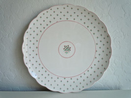 Nikko Rose Bouquet Dinner Plate - $7.69