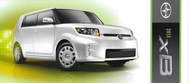 2013 Scion xB sales brochure catalog folder US 13 Toyota Rumion - $6.00