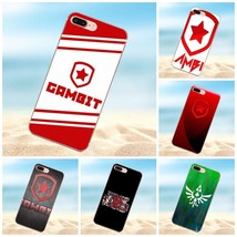 Qdowpz Gambit Gaming Future Logo Phone Accessories Case For Apple iPhone... - $9.98