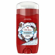 Old Spice Wild Collection Yetifrost Invisible Solid Deodorant 3 oz (Pack of 1) - $8.61