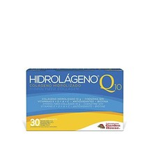 HIDROLÁGENO Q10, Hydrolysed Collagen + Vitamins + ZINC + Antioxidants, 30 sachet
