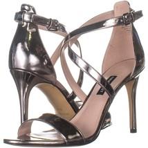 Nine West Mydebut Vestido Sandalias de Tacón 621 , Estaño, 8.5US - $70.79