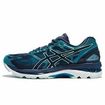 Asics Women's Nimbus 19 Shoes NEW AUTHENTIC Blue/Glacier Sea T750N-5067 - $99.99