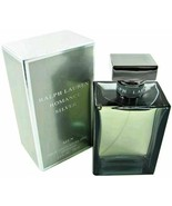 BRAND NEW -RALPH LAUREN ROMANCE SILVER MEN 3.4OZ 100ML.HARD TO FIND Disc... - $193.99
