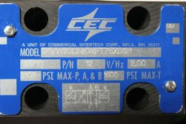 Parker D1VW20DNKWFT75XB121 Hydraulic Directional Control Valve New image 4