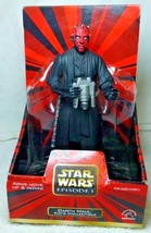 Darth Maul Kid's Collectible Figure Star Wars Episode 1 Applause 43025 NIB - $11.99