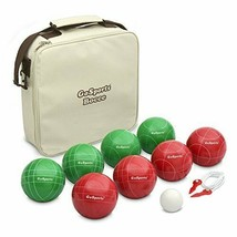 100mm Regulation Bocce Set with 8 Balls, Pallino, Case and Measuring Rope - $113.76