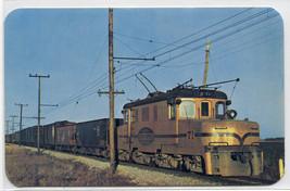 Electric Railroad Train Illinois Terminal Railroad Peoria IL St Louis po... - $6.44