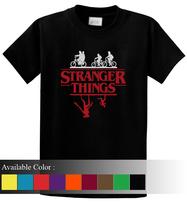 Stranger Things Upside Down Inspired Season 2 Funny Men's T-Shirt Size S-3xl - $19.00