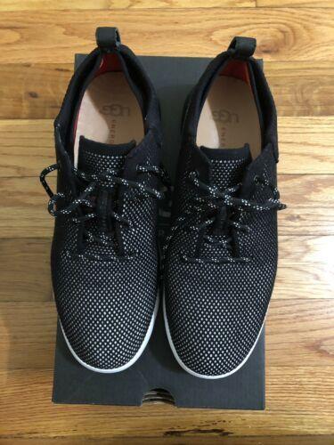 UGG Brand Men Shoes Fashion 1015684 Sneaker Low Top Feli HyperWeave Blk 10