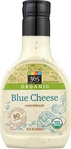 365 Everyday Value Organic Blue Cheese Dressing, 16 oz