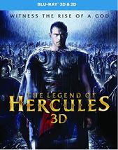 Legend of Hercules (Blu-ray + 3D)