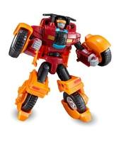 Tobot Mini Monster Toy Robot Transforming Transformation Action Figure Figurine image 2
