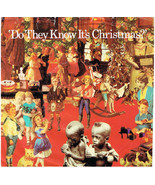 Band Aid Do They Know It's Chistmas 45 rpm Feed The World Canadian Pressing - $4.74