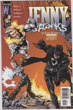 Jenny Sparks: The Secret History of the Authority #2 - $2.00
