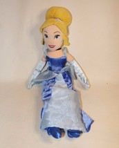 "Disney Store 20"" Cinderella Princess Stuffed Plush Doll  - $22.99"