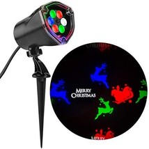 Gemmy Lightshow Multi Color LED Projection Light Christmas Holiday Light... - $16.62