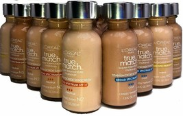 Loreal True Match Super Blendable Makeup Foundation (CHOOSE SHADE) - $6.29