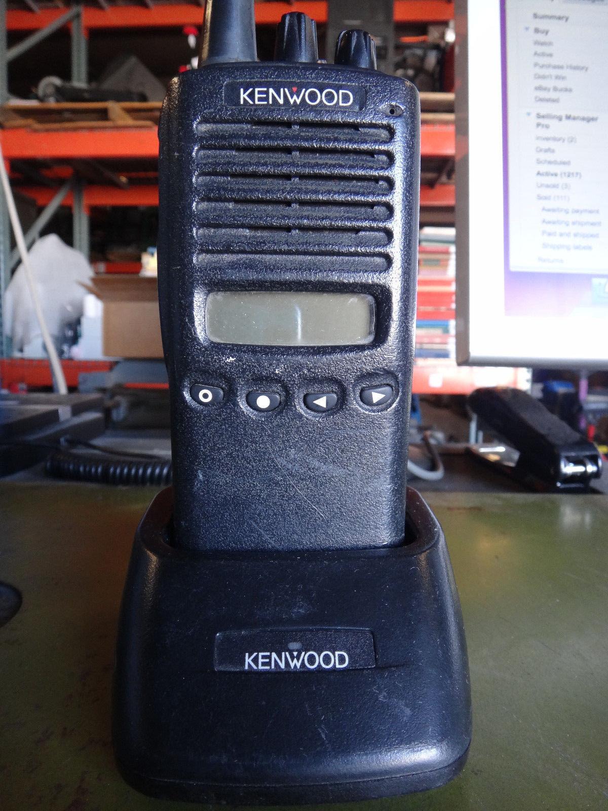 kenwood tk 372g vhf fm hand held radio with and similar items rh bonanza com Kenwood Tk 3312 Kenwood Tk 3312