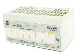 ALLEN BRADLEY 1794-OF4I SER. A FLEX I/O 1794OF4I, REV. A01, P/N: 82142, F/W REV.