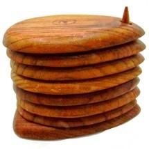 Vintage Japan Wooden Coasters - $5.95