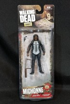"THE WALKING DEAD MICHONNE 5"" SCALE ACTION FIGURE 2016, Series 9 MCFARLAN... - $5.93"