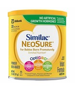 Similac NeoSure Infant Formula with Iron, For Babies Born Prematurely, P... - $138.84