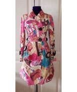 Marc Jacobs women multicolour trench coat - $100.00