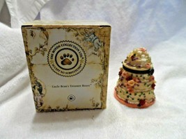 The Boyds collection Treasure Box-Forever Love Wedding Cake w/ Bride and Groom - $12.00