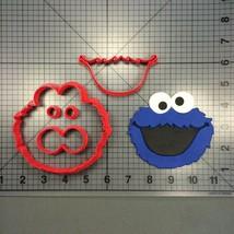 Street Puppets - Blue Monster 266-236 Cookie Cutter Set - $6.50+
