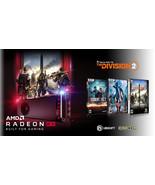 AMD Bundle: Choose 2 PC Games: Resident Evil 2, Devil May Cry 5, The Div... - $41.95
