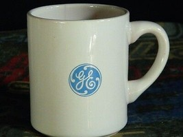 GE General Electic Advertising Coffee Tea Cup Mug - $16.79