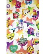 Shopkins Fabric Cotton Gotta Dance Rare Sewing Fabric BTY - $14.99