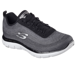 Skechers Womens Metal Madness Shoe Black Size 8.5 #NG4D1-112 - $46.74
