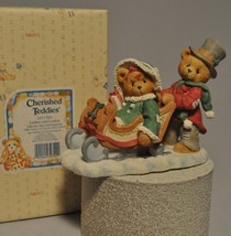 Cherished Teddies - Lindsey and Lyndon - 141178A - Special Preview Edition - $11.87