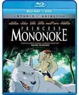 Princess Mononoke (Blu-ray + DVD) - $15.95