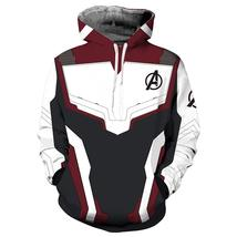 AVENGERS END GAME STYLISH FLEECE HOODIE JACKET - FAST SHIPPING - $69.99