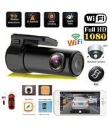 1080P Wifi Car Hidden Camera DVR Video Dash Cam Recorder Camcorder Night... - £28.89 GBP