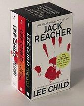 Lee Child Jack Reacher Books 1-3 [Paperback] Child, Lee - $14.18